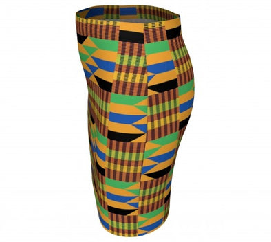 Fana Fitted Skirt