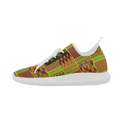 african print tribal shoes