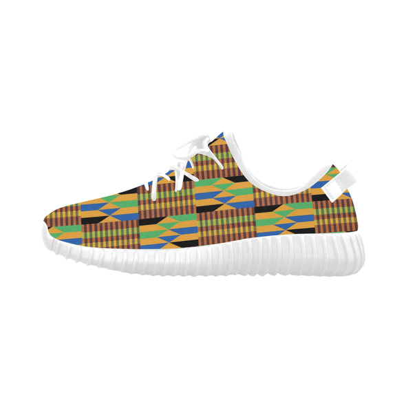kente african shoes