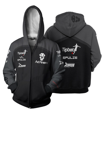 AD FINEM Jacket Black Version