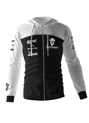 AD FINEM Jacket White Version