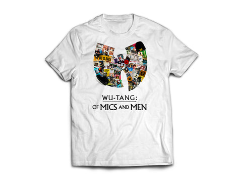 Of Mics & Men Tee