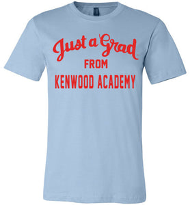 Kenwood Academy Men's Tee
