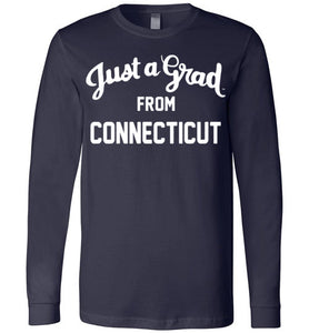 Connecticut LS Tee