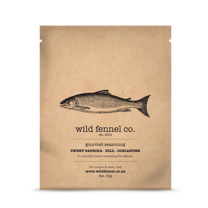 Salmon Seasoning 30g