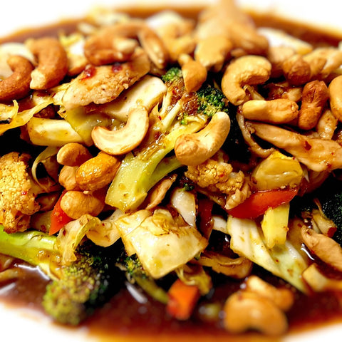 21. Stir Fried Cashew Nut