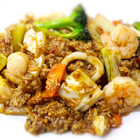 37. Drunken Fried Noodles