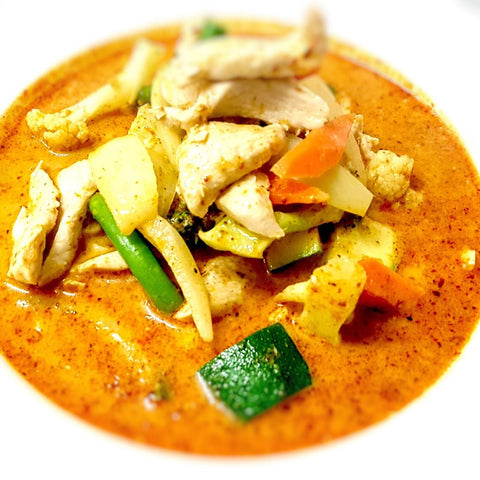 41. Panang Curry