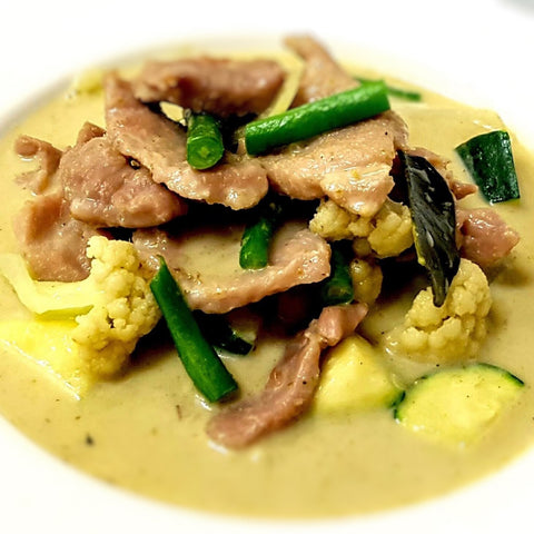 42. Green Curry