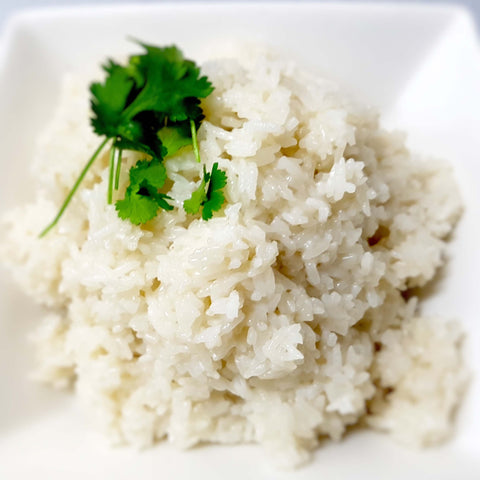 46. Coconut Rice
