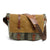 Canvas Leather Briefcase Messenger Bag Shoulder Bag MC16940
