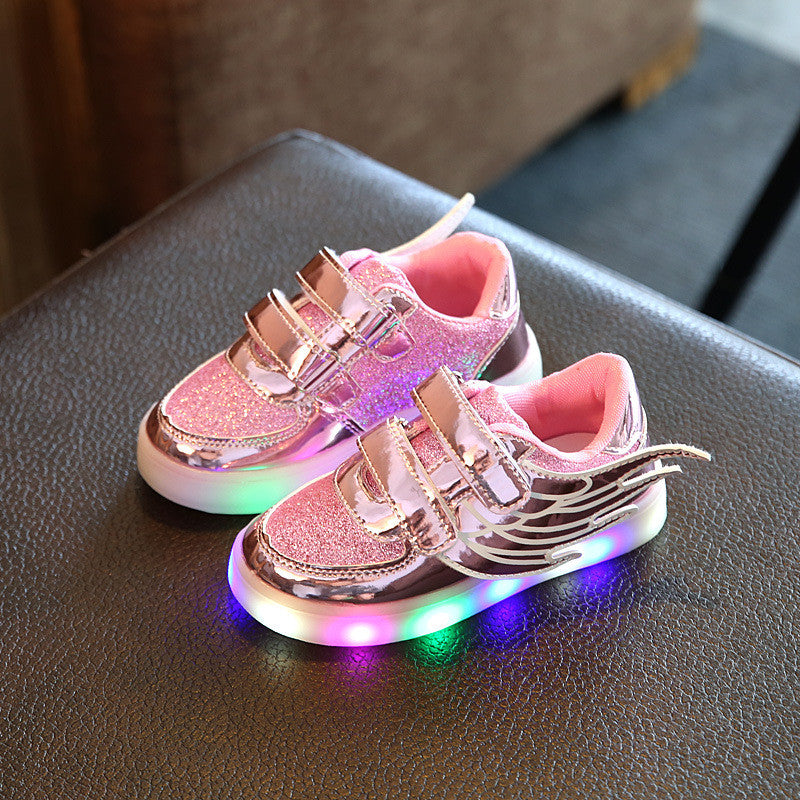 Wing Led Sneakers