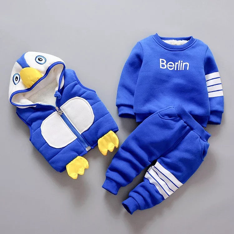 Duck Winter Set