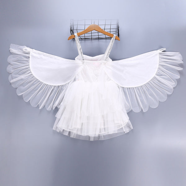 Swan Made Wings Dress