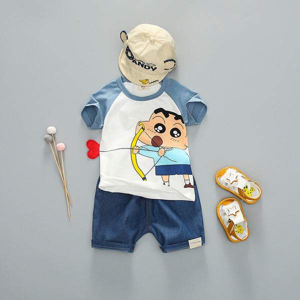 Shinchan Summer Set