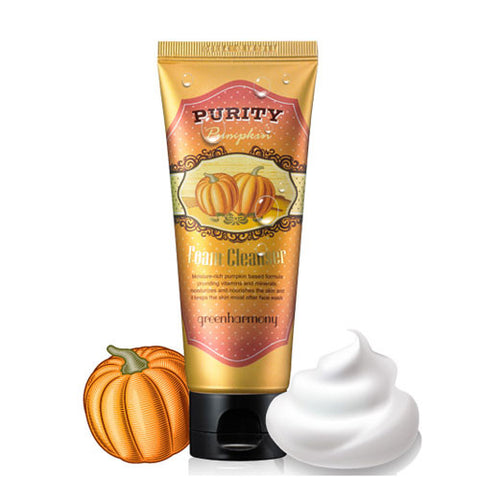 LadyKin Green Harmony Purity Pumpkin Foam Cleanser