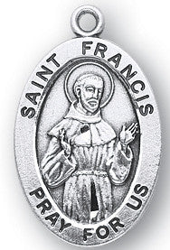 St. Francis Sterling Medal