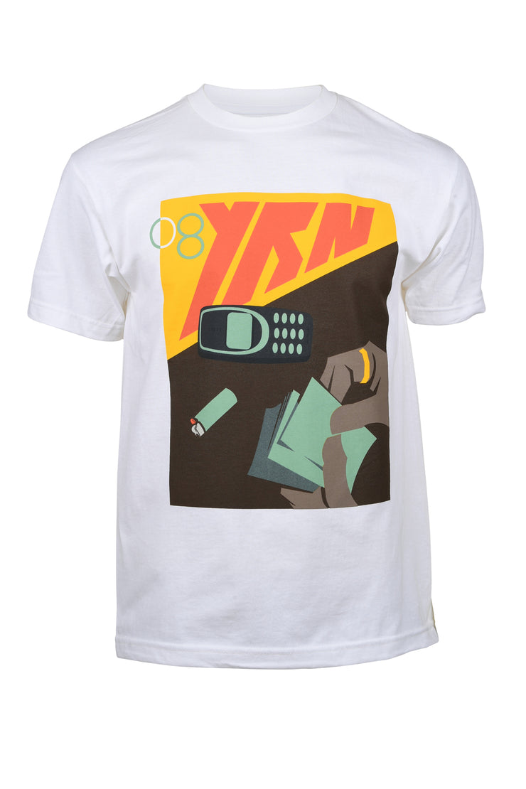 Old Cell Money Tee yrn