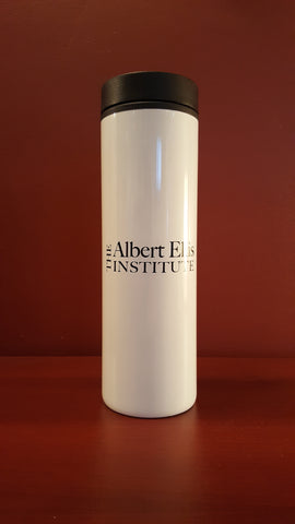 Albert Ellis Institute Travel Mug