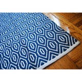 Meraki Home Accents Rug with Geometric Design