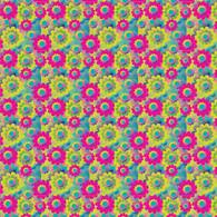 """Dancing in the Pink Daisies""  Pattern Vinyl and Heat Transfer Vinyl"