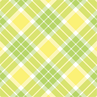 """Yellow Green Bold Plaid "" Pattern Vinyl and Heat Transfer Vinyl"