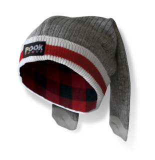 Pook Toque Red - Sm-