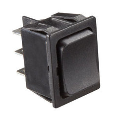 10A BLACK ROCKER SWITCH