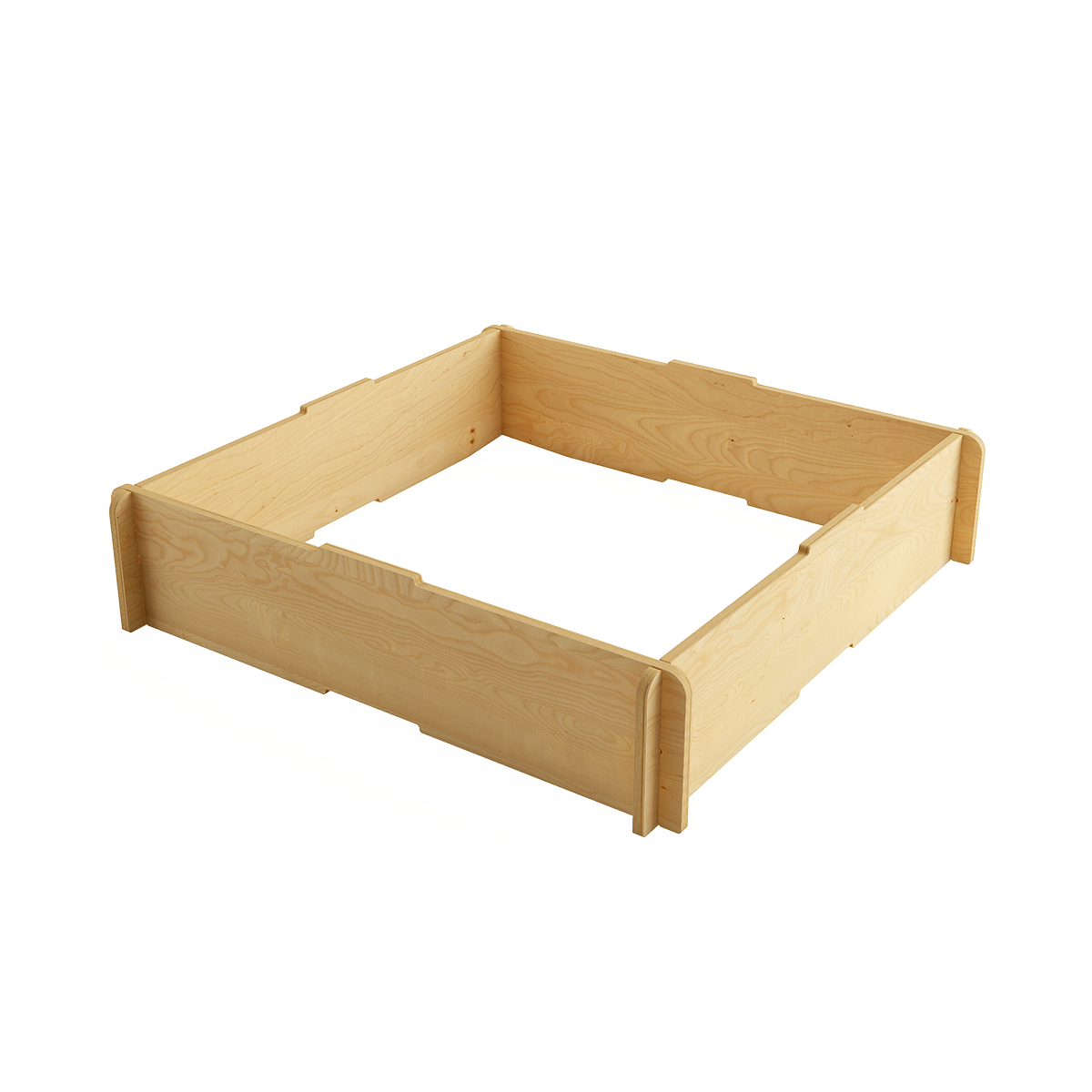 MultiSquare4 Stackable Raised Bed