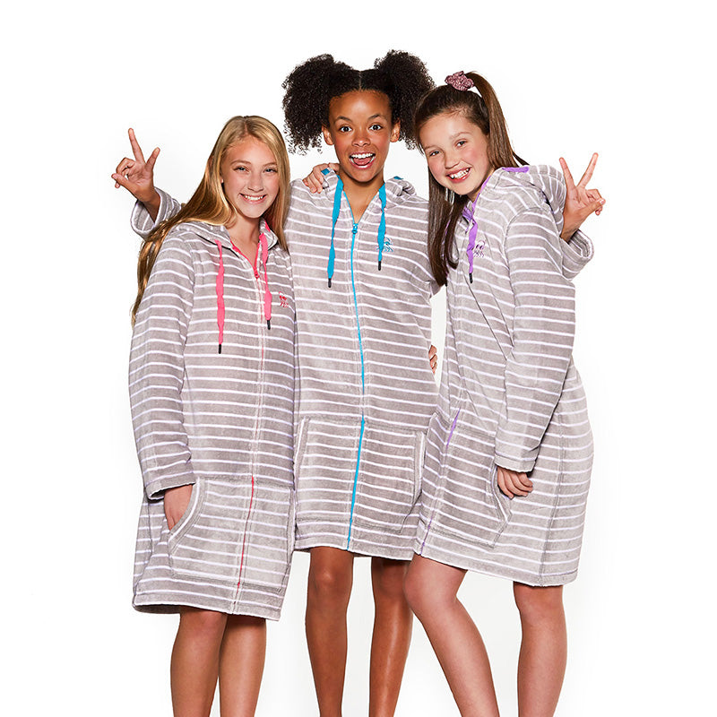 Girls Hooded Towels