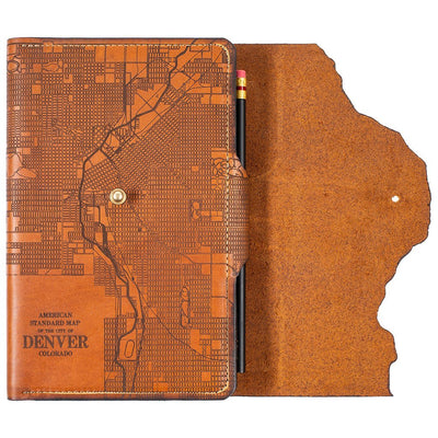 Refillable City Journals