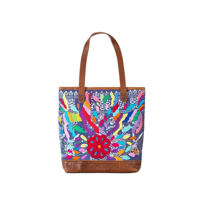 Otomi Animales Tote Tote WillLeatherGoods 17