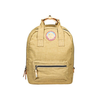 Light & Bright Backpack Backpack WillLeatherGoods Khaki