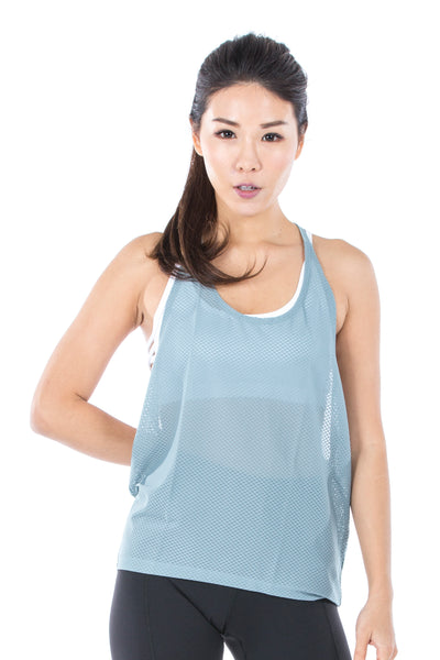 ONZIE - TOP - T-BACK MESH - She Collective HK