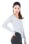 ONZIE - TOP - WAVE LONG SLEEVE - She Collective HK