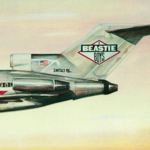 BEASTIE BOYS: LICENCE TO ILL