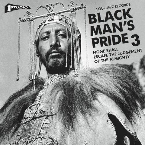 VARIOUS ARTISTS: BLACK MAN'S PRIDE 3