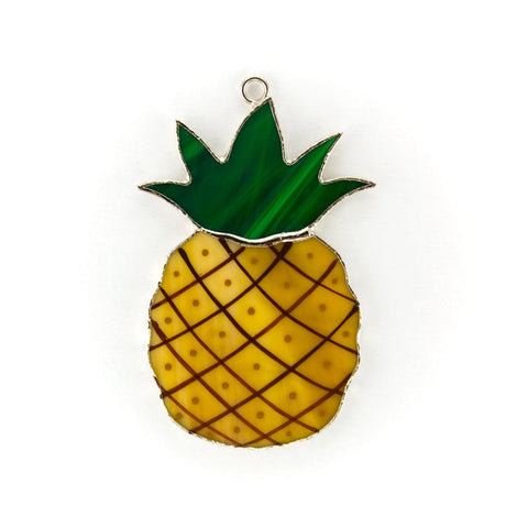 Glass Cover- Pineapple