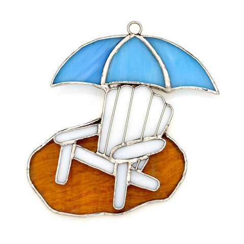 Glass Cover- Beach Chair