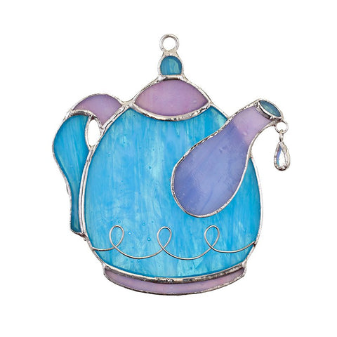 Glass Cover- Teapot