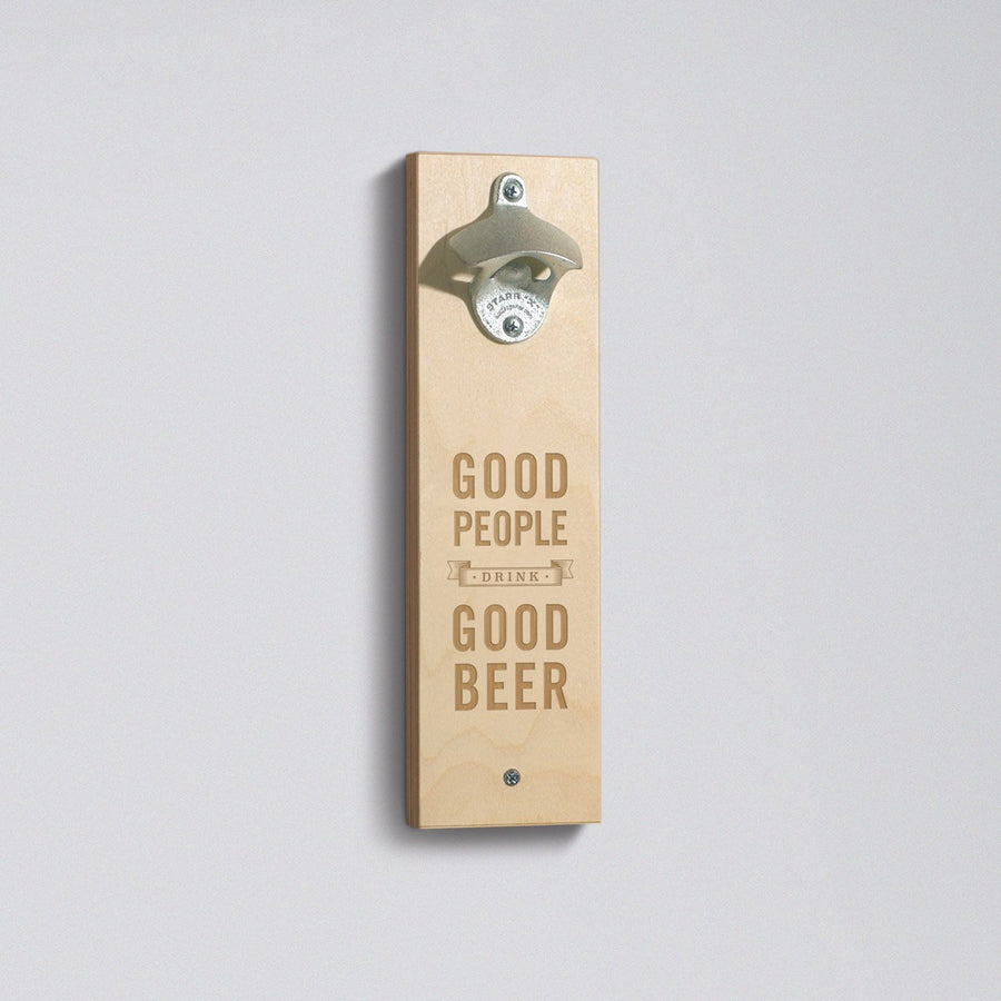 Good People - Bottle Opener - Main Image