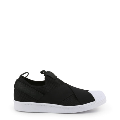 Adidas Shoes - Superstar-Slip-On - Patterned Black - Carbon Crown Apparel