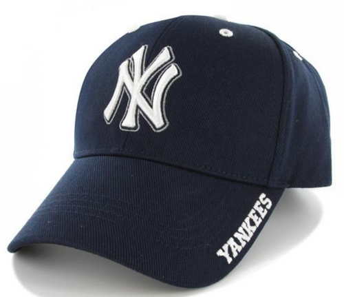 NEW YORK YANKEES METALLIC '47 CLEAN UP