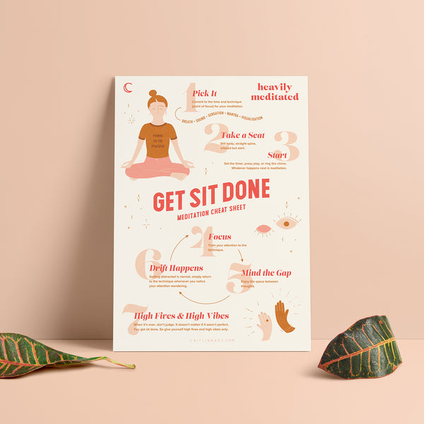 Get Sit Done Print
