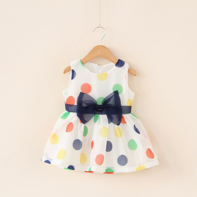 Polka Baby Bow (Dress) | meemu.com | Kids fashion, accessories