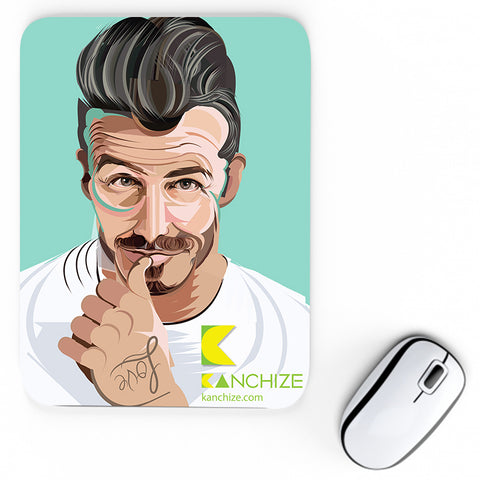 Mouse pad - David Beckham