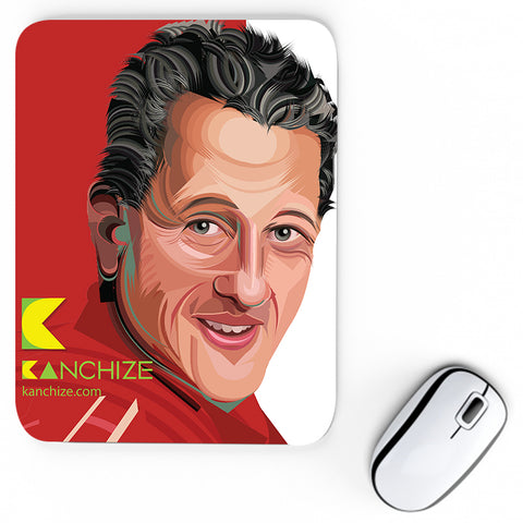 Mouse pad - Michael Schumacher