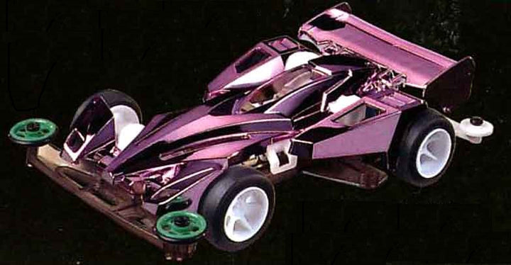 Cyclone Magnum TRF Limited Special (Purple Plated Version)