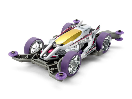 DCR-01 Purple Special (MA Chassis)
