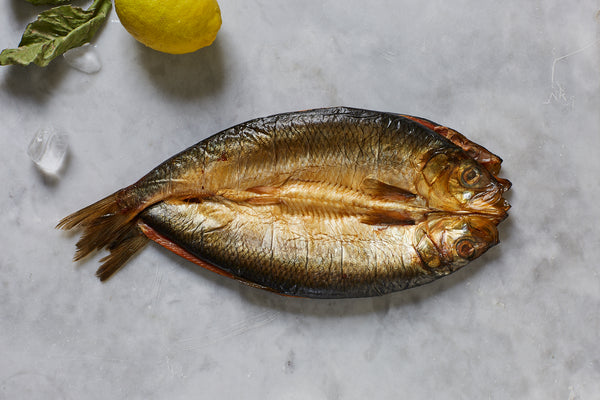 Oak Smoked Kippers Pair